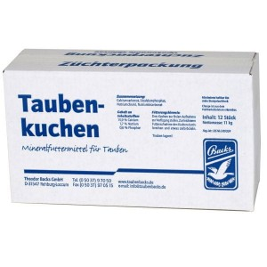 Backs Taubenkuchen 12szt